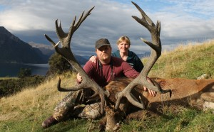 New Zealand Red Stag Article