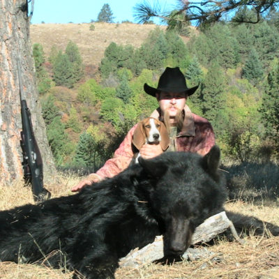 Idaho Black Bear Hunting