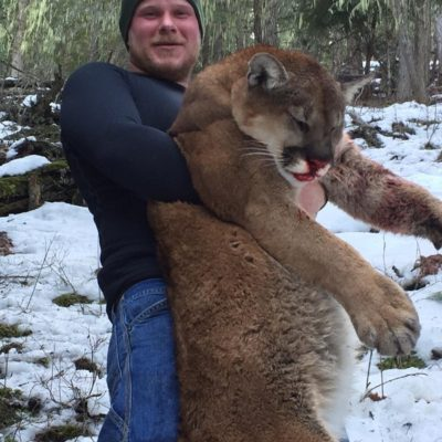 Idaho Archery Cougar Hunt