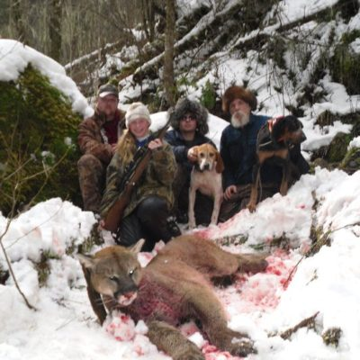 If you are looking for an Idaho Mountain Lion Outfitter visit LHHunting.com