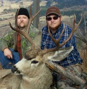 Meet Your Idaho Guides Miles and Larry