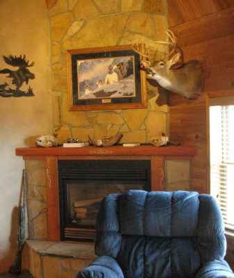 Idaho Fishing And Hunting Lodge