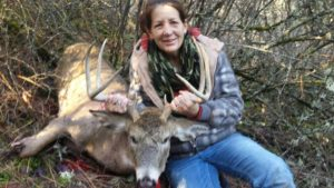 Private Ranch Whitetail Deer Hunt in Idaho