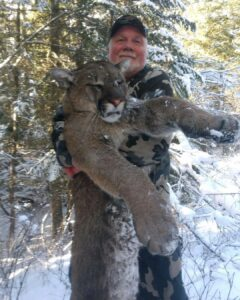 Idaho Mountain Lion Season in the Books