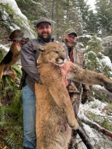 Mountain Lion Season Starting With A Bang!
